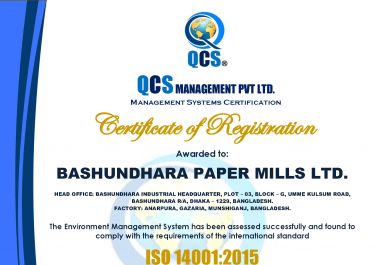Home - Bashundhara Paper Mills Limited